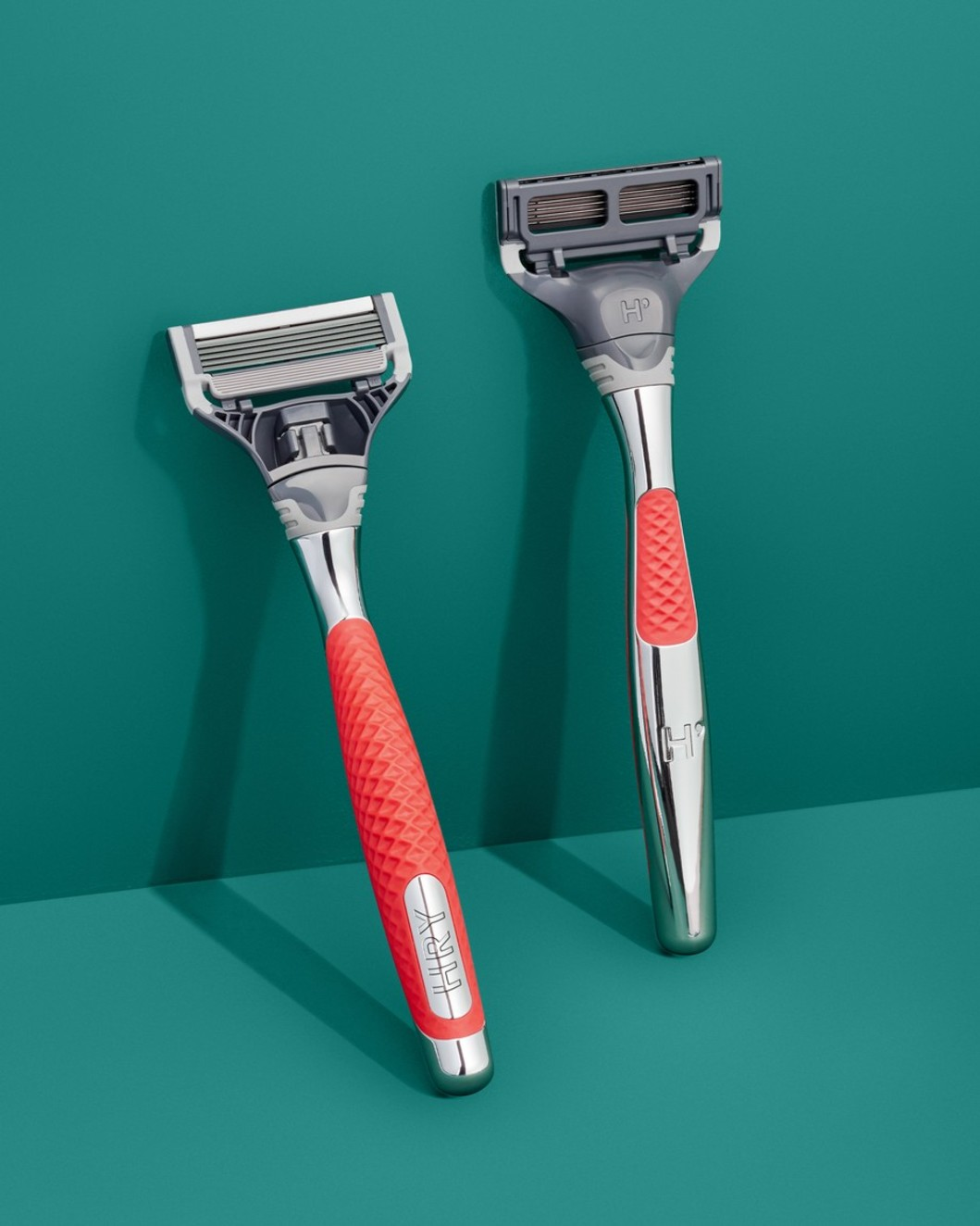 Winston Set with Razor Stand and Shave Cream, Engraved