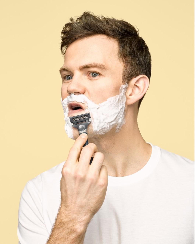 Shave Gel Travel