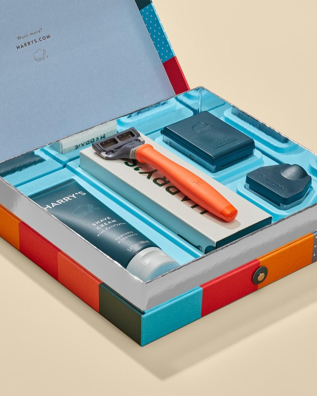 Orange Truman Gift Set