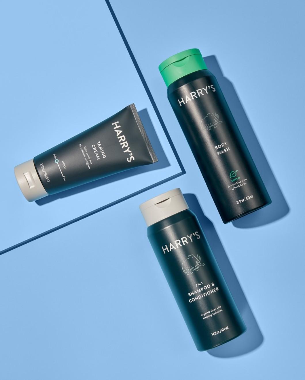 Shampoo, Taming Cream, Shiso Body Wash