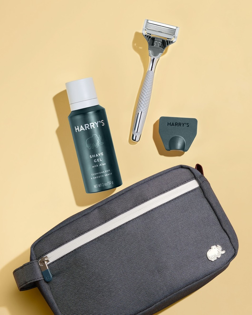 Essentials Travel Kit - Chrome Winston Handle