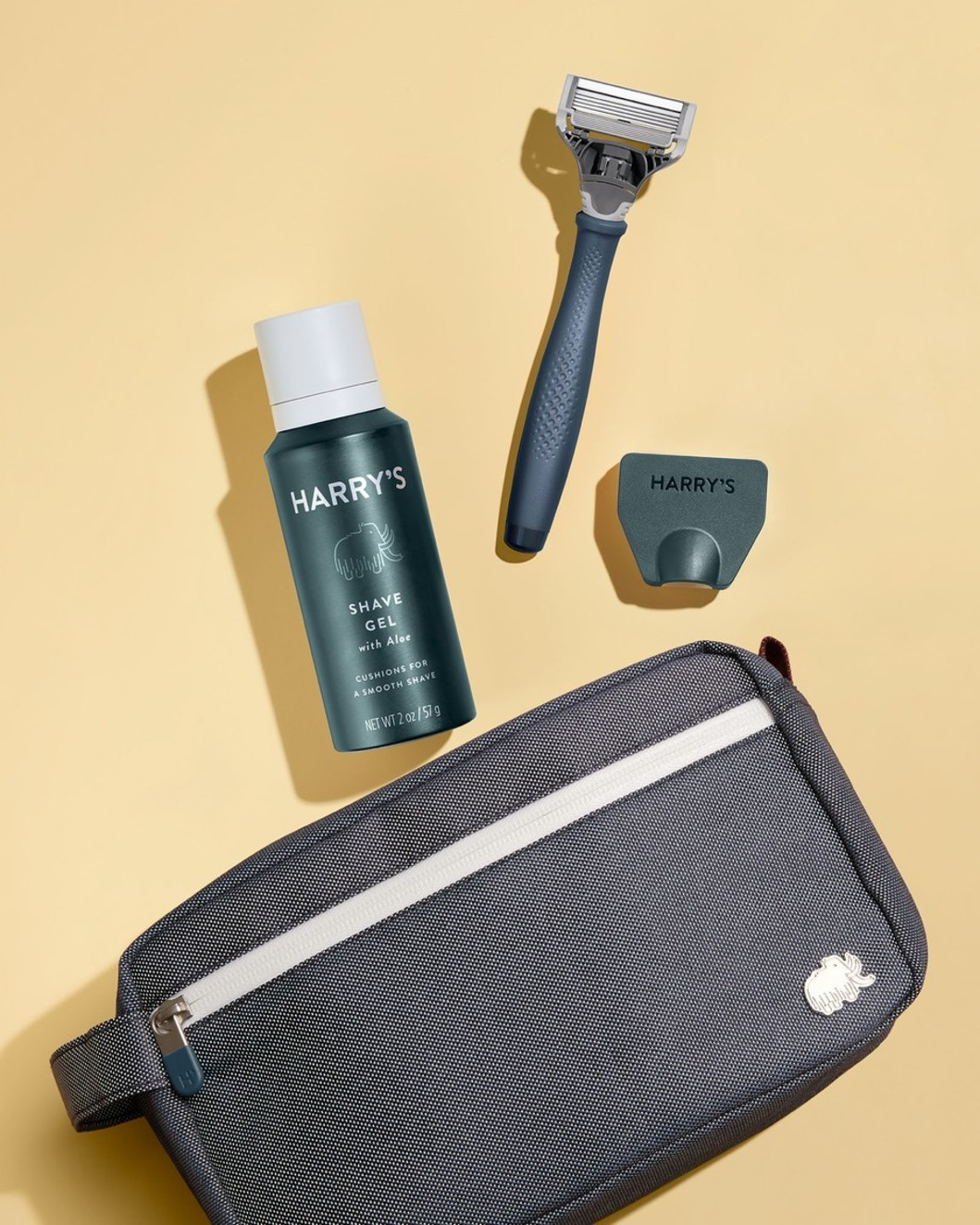 Essentials Travel Kit - Blue Truman Handle