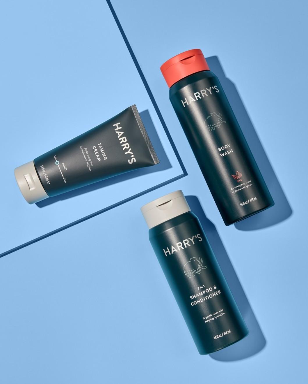 Shampoo, Taming Cream, Fig Body Wash
