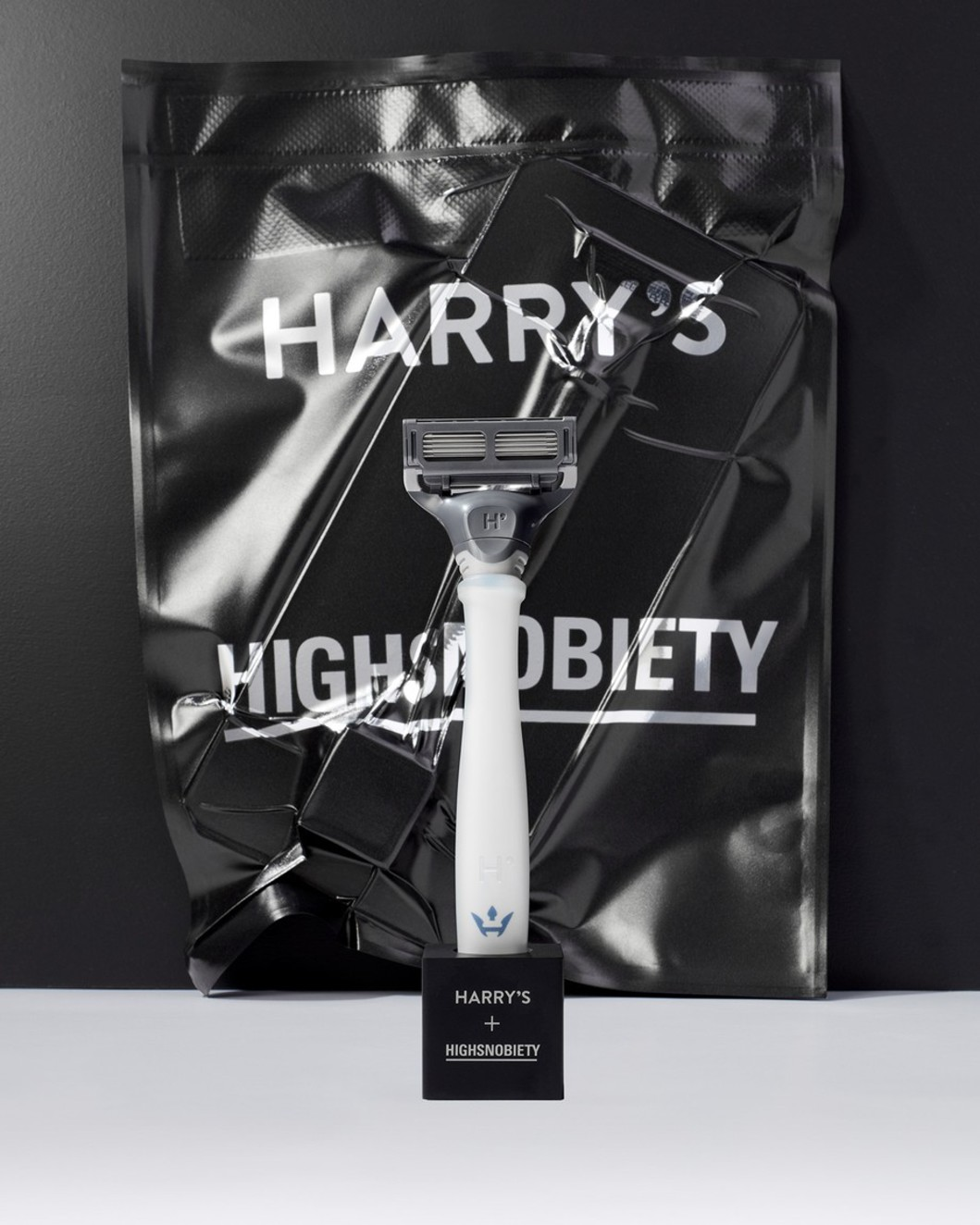 Harry's and Highsnobiety Collaboration Packaging