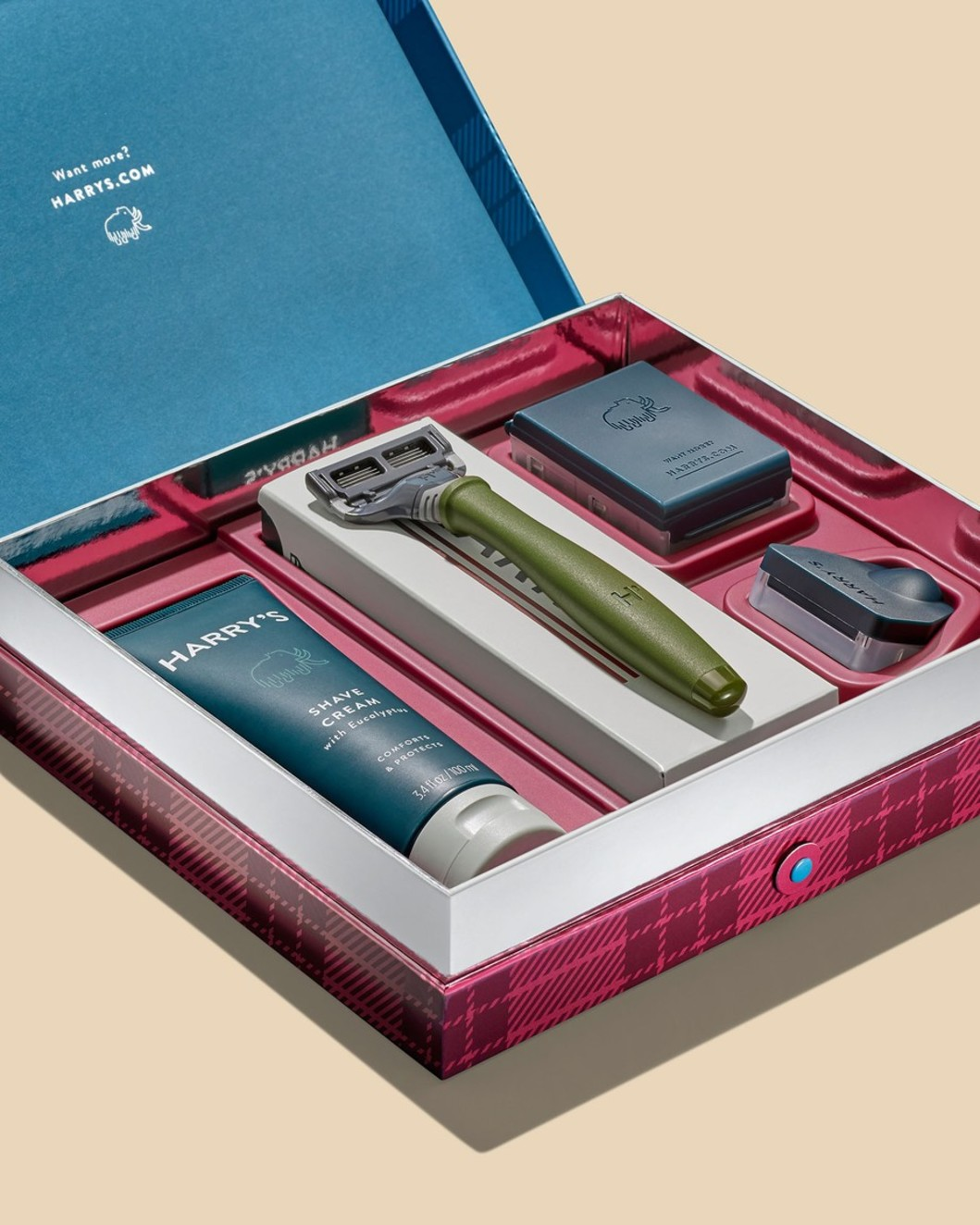 Holiday Truman Gift Set with Shave Cream