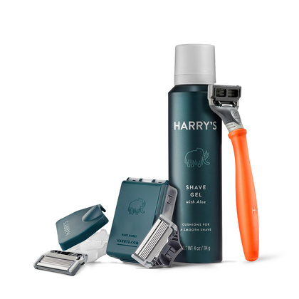 Harry's shave kit